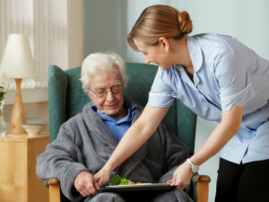 Homecare-worker